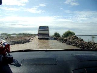наводнение в Хабаровском крае (трасса Комсомольск-Хабаровск 24.08.2013 года)