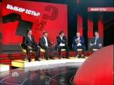 Жириновский отдаёт часы миллионеру Прохорову