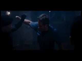 Джет Ли и Джейсон Стетхем против Гэри Дэниелса (Неудержимые)